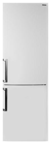 Sharp SJ-B236ZR-WH - (холодильник с морозильником, 315 л (клим.класс SN, T), отдельно стоящий, компрессоров 1, камер 2, дверей 2. Хол-ник 221 л (разм. No Frost). Мор-ник 94 л, внизу (разм. No Frost). ШГВ 60x65x200 см. Управление электронное. Энергопотр-е класс A+ (309 кВтч/год). белый / пластик/металл)