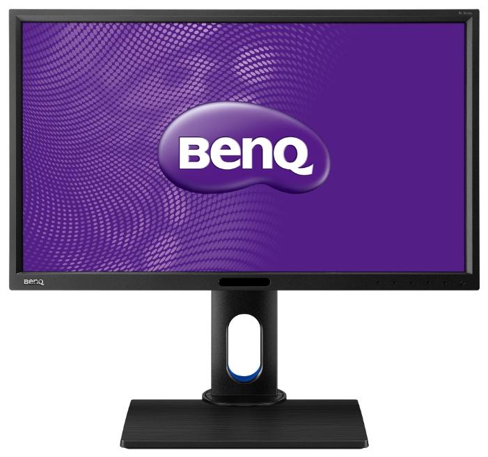 "BenQ BL2420Z black - (23.8"", TFT *VA, WLED, 1920x1080 (16:9), 250 кд/м2, 3000:1, 20000000:1, 7 мс (g to g), 12 мс (on/off), 16.7 млн. цветов, стереоколонки (2x1 Вт), DVI-D (HDCP), DisplayPort, VGA (D-Sub), аудио стерео)"
