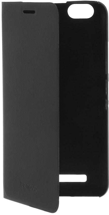 "Lenovo Flip для Lenovo A2020, Black - (для Lenovo Vibe S1; 5 ""; искусственная кожа)"