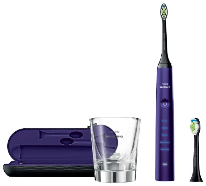 Зубная щётка электрическая Philips Sonicare DiamondClean HX9372/04