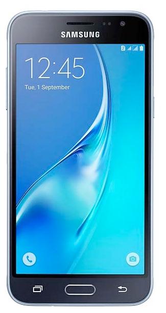 Смартфон SAMSUNG Galaxy J3 (2016) SM-J320F Black - (Android; GSM 900/1800/1900, 3G, 4G LTE; SIM-карт 2 (Micro SIM); 1500 МГц; RAM 1.50 Гб; ROM 8 Гб; 2600 мА?ч; 8 млн пикс., светодиодная вспышка; есть, 5 млн пикс.; датчики - приближения)