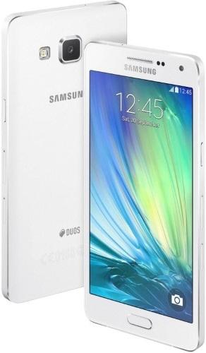 Samsung Galaxy A3 SM-A300F, White - (Android 4.4; GSM 900/1800/1900, 3G, LTE, LTE Advanced Cat. 4; SIM-карт 2; 1200 МГц; RAM 1 Гб; ROM 16 Гб; 1900 мАч; 8 млн пикс., светодиодная вспышка; есть, 5 млн пикс.; датчики - освещенности, приближения, компас)