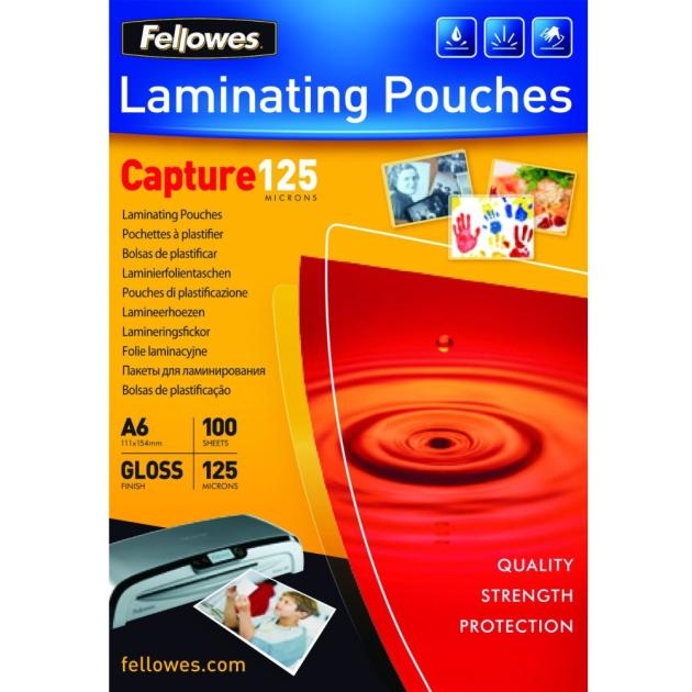 Пленка Fellowes FS-53072, 100шт
