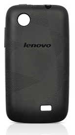 Чехол Lenovo для смартфона Lenovo A369I Black