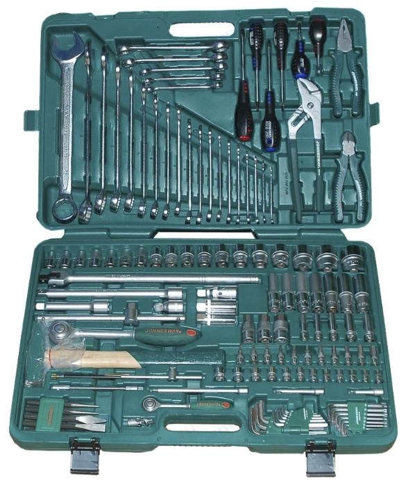 Набор инструментов Jonnesway S04H524128S