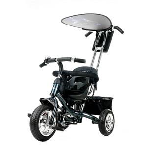 Велосипед трехколесный Liko Baby LB 772, black