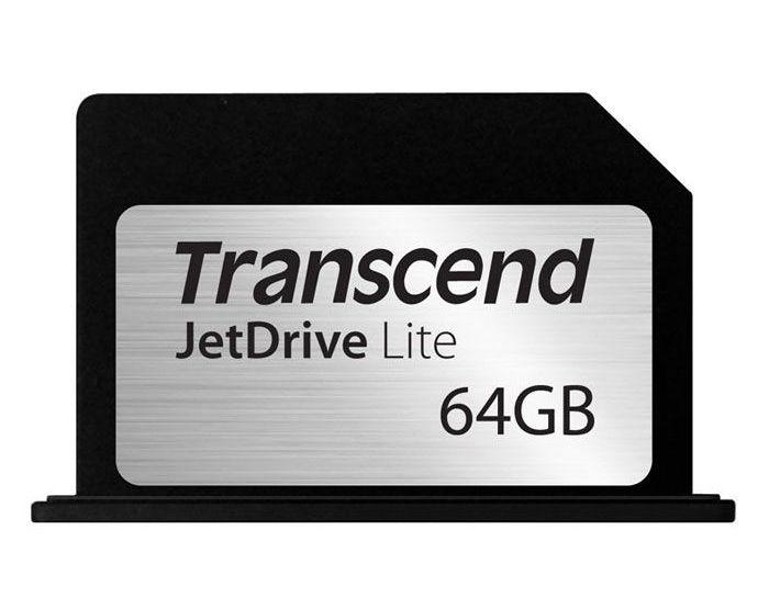 Карта памяти Transcend JetDrive Lite 330, 64Gb