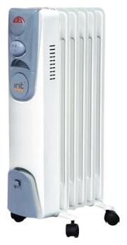 Радиатор масляный Irit IR-07-1006 white