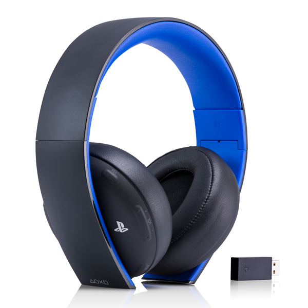 Гарнитура SONY Gold Wireless Stereo Headset CECHYA-0083 50886219
