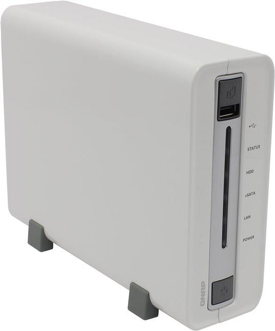 Сетевое хранилище QNAP TS-112P (без диска)