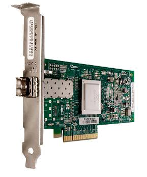 Контроллер Lenovo QLogic FC 8Gb Single Port PCIe FC HBA for System x (42D0501)