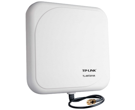 Антенна TP-Link TL-ANT2414A,White