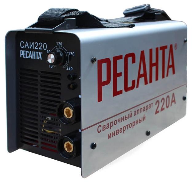 Сварочный аппарат Ресанта САИ-220 65/3