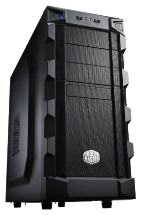 Cooler Master K280 (RC-K280-KKN1) w/o PSU Black корпус cooler master elite 361 rc 361 w o psu black