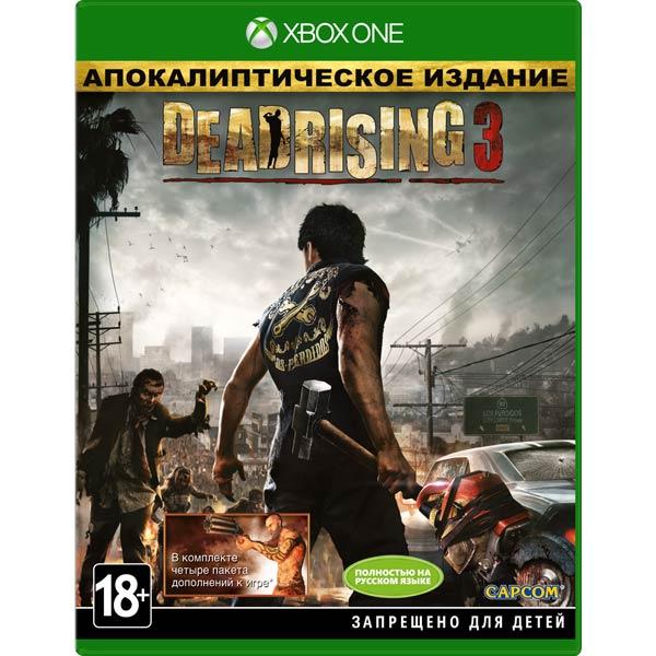 Игра Deadrising 3 Apocalypse Edition