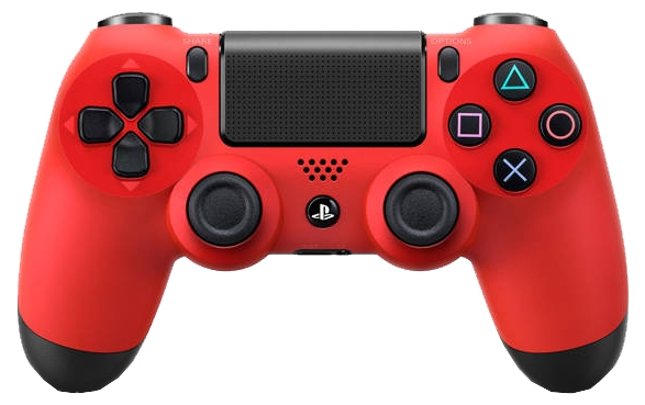 Геймпад SONY Dualshock 4 (CUH-ZCT1E), Red Lava 50885147