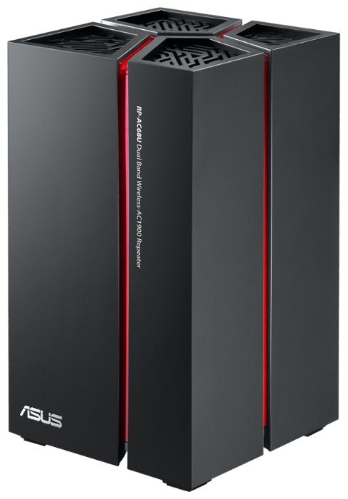 Wi-Fi точка доступа Asus RP-AC68U