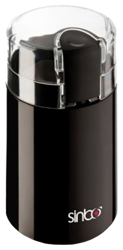 Кофемолка Sinbo SCM 2934 black SCM 2934 черный