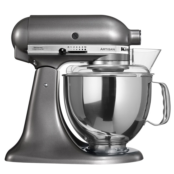 Миксер KitchenAid 5KSM150PSE, Silver 5KSM150PSEMS