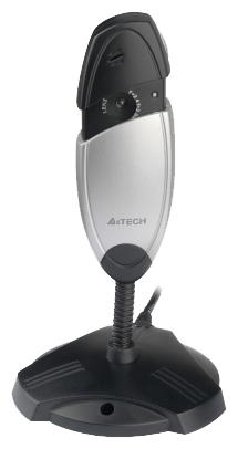 A4Tech PK-635K - 640x480; 0.3 млн пикс., CMOS; микрофон встроенный; USB 2.0; поворот 360 град.