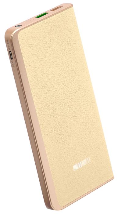 Аккумуляторная батарея InterStep PB8000QC beige 8000 mAh IS-AK-PB8008QCW-000B210
