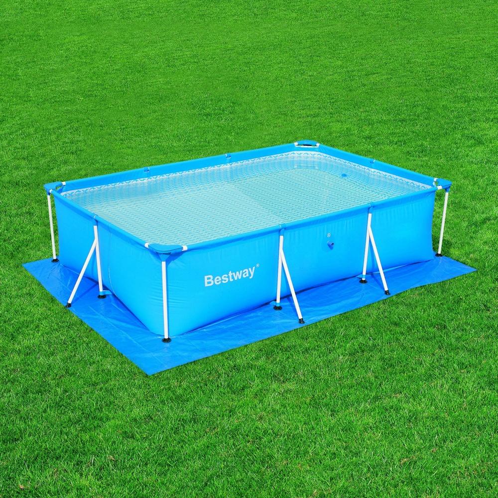 Покрытие защитное под бассейн 58101 330х231см