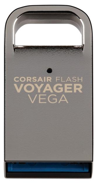 Флешка Corsair Flash Voyager Vega 64GB silver
