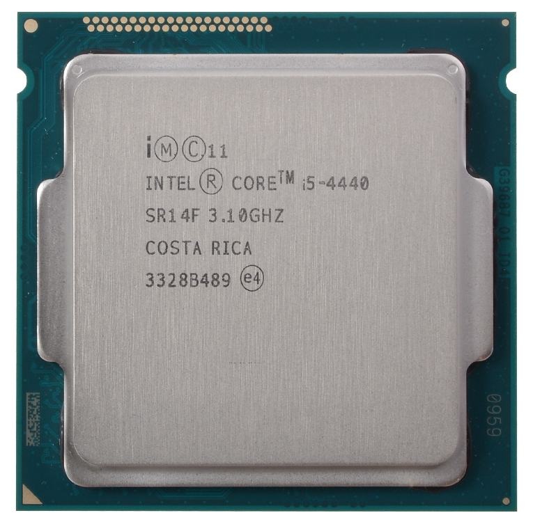 Core i5-4440 Haswell (3100MHz, LGA1150, L3 6144Kb), OEM - LGA1150; Haswell; ядер 4; 22 нм; 3100 МГц; L1 64 Кб; L2 1024 Кб; L3 6144