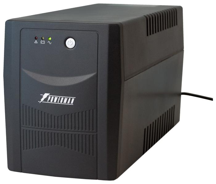 ИБП Powerman Back Pro 1500 Plus 1500VA