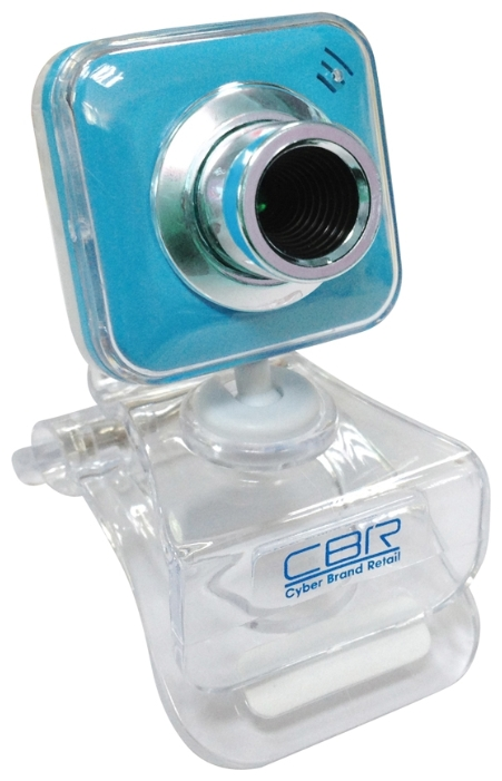 Веб-камера CBR CW 834M Blue