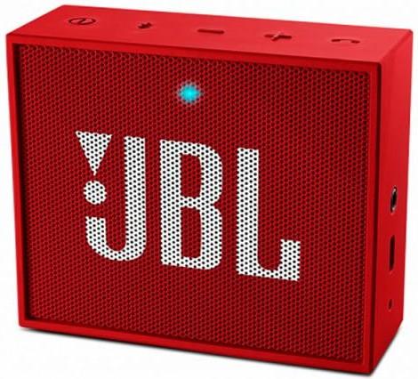Портативная АС JBL GO, Red JBLGORED