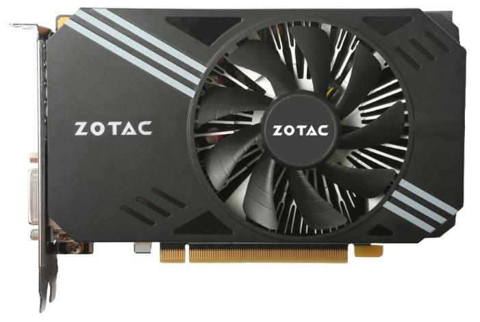 Видеокарта ZOTAC GeForce GTX 1060 3072Mb ZT-P10610A-10L