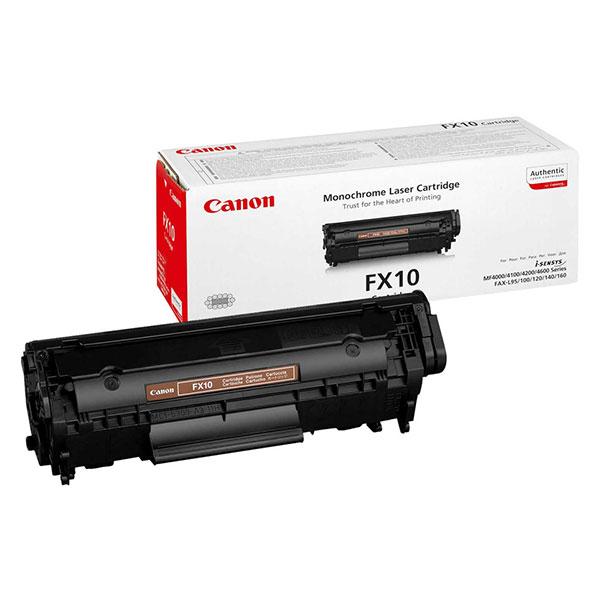 Картридж лазерный Canon FX-10, black 0263B002