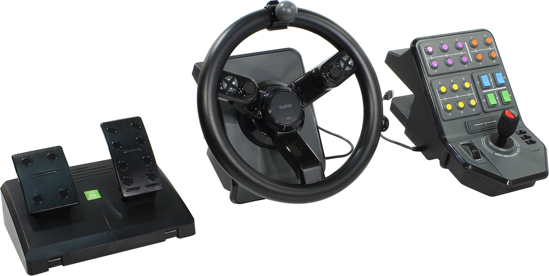 Руль Mad Catz/Saitek Farming Simulator 15 SCB432160002/01/1