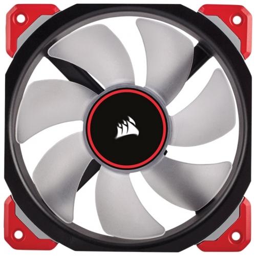 Вентилятор корпусной Corsair ML120 Pro LED Red CO-9050042-WW