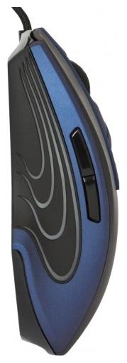 Мышь Defender Warhead GMX-1800 Black-Blue D52724