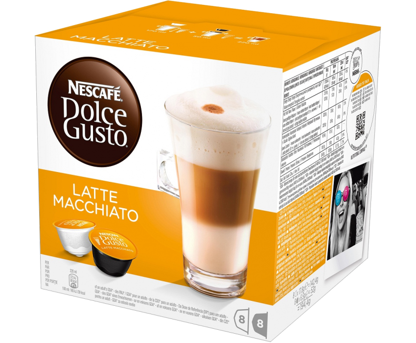 Кофе Nescafe Dolce Gusto Latte