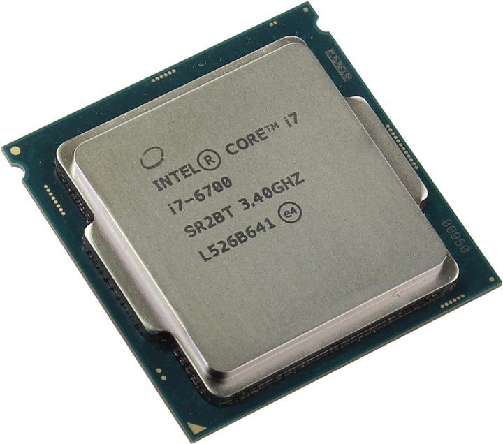 Процессор Intel Core i7-6700 Skylake (3400MHz, LGA1151, L3 8192Kb), OEM