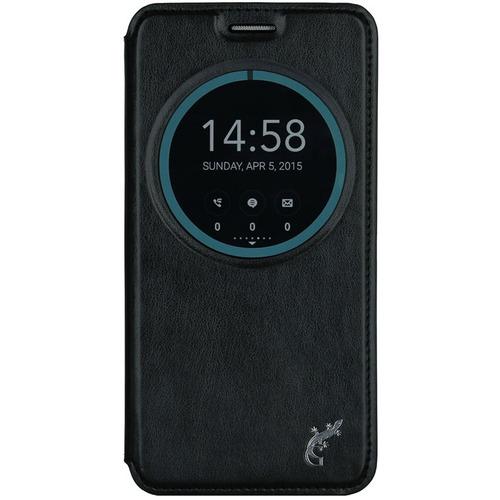 G-case Slim Premium для ASUS Zenfone MAX ZC550KL, black - (для ASUS Zenfone MAX ZC550KL; Кожа)