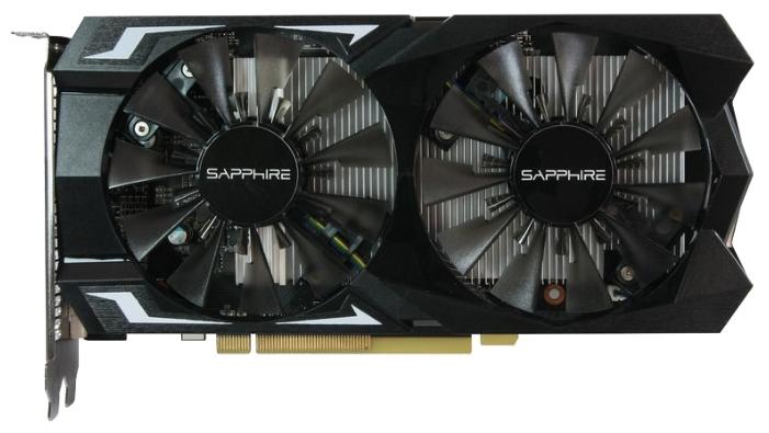 Видеокарта Sapphire Radeon RX 460 1090Mhz PCI-E 3.0 2048Mb 7000Mhz 128 bit DVI HDMI HDCP (11257-00-20G)