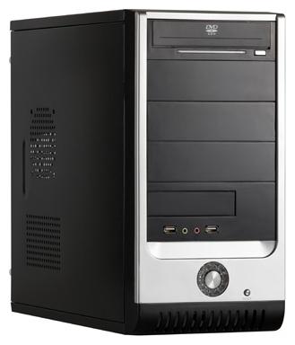 ExeGate MA-364 w/o PSU Black 183248