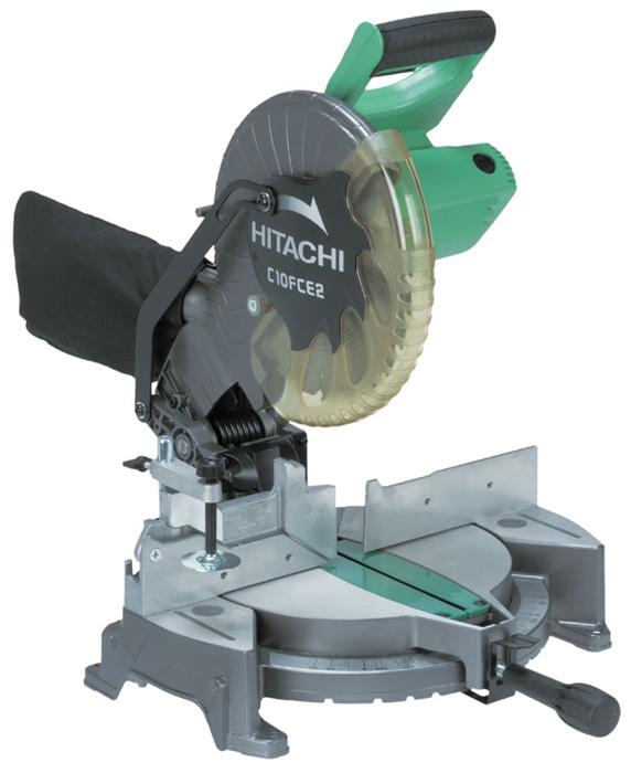 Пила Hitachi C10FCE2