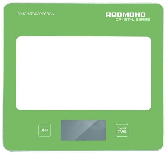 Весы кухонные Redmond RS-724, green RS-724 зеленые