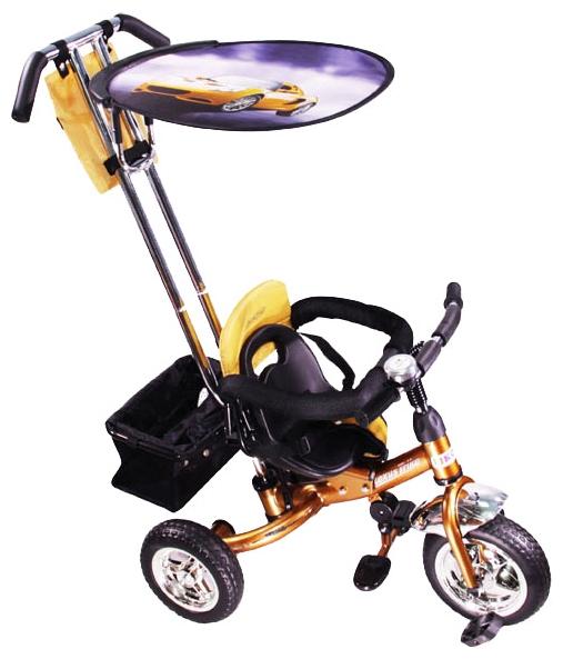 Велосипед трехколесный Liko Baby LB 772, bronze