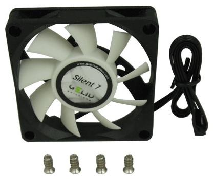 Вентилятор корпусной Gelid Solutions Silent 7 FN-SX07-22