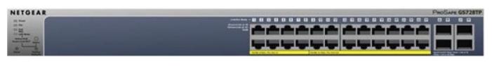 ���������� Netgear GS728TP GS728TP-100EUS