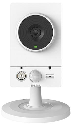 D-Link DCS-4201/A1A - 1280x720; CMOS, 1/4; микрофон встроенный