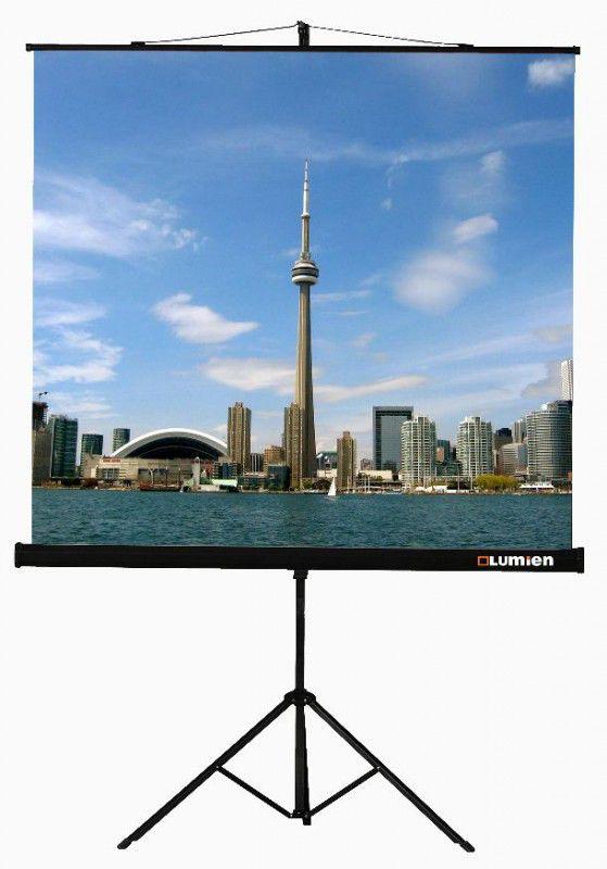 Экран для проектора Lumien Eco View LEV-100105 (160х160)