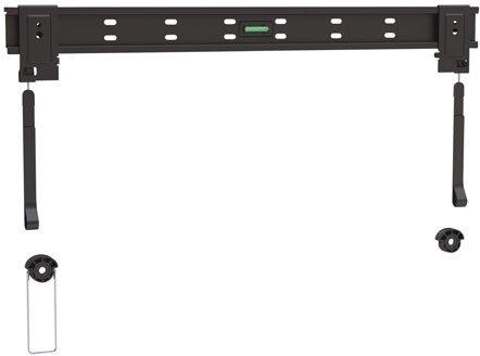 Brateck LED-026 универсальный, black - Кронштейн настенный; нагрузка - 50 кг