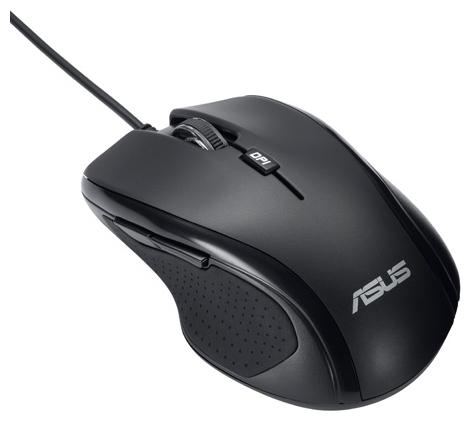 Мышь Asus UX300 Optical Mouse Black 90-XB2P00MU00000